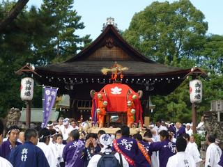 2012神輿